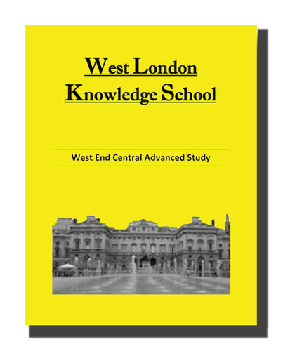 West End Central Advanced Study
