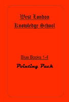 Blue Book Pointing Pack