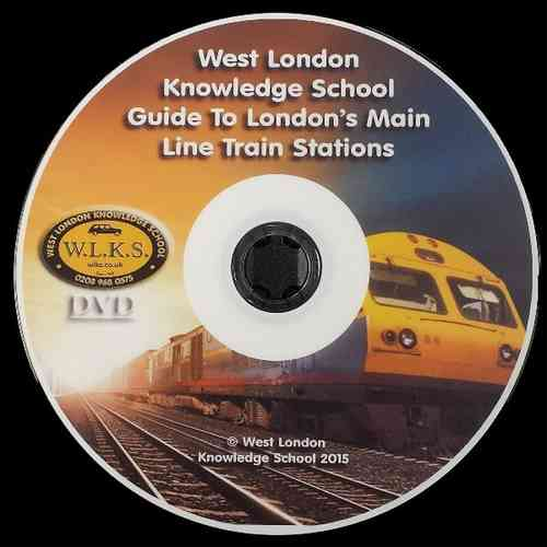 Guide to the Railway Stations DVD