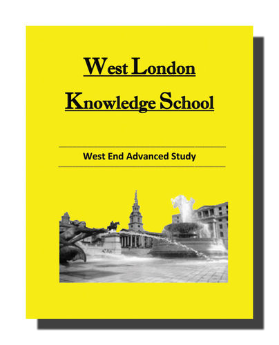 West End Advanced Study Large