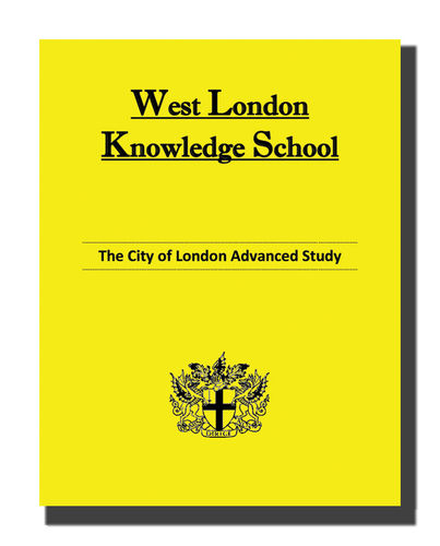 The City of London Advanced Study Large