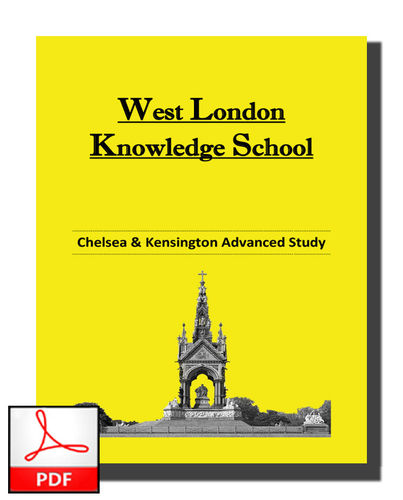 Kensington and Chelsea Advanced Study PDF Version